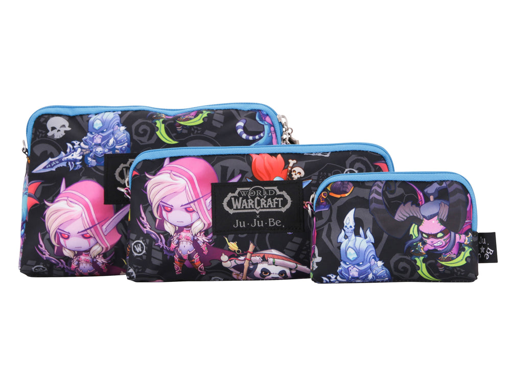 World of Warcraft x JuJuBe Be Set - Cute But Deadly
