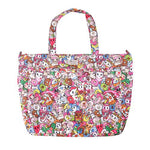 Tokidoki x JuJuBe Super Be Large Lightweight Tote Bag - Tokipops