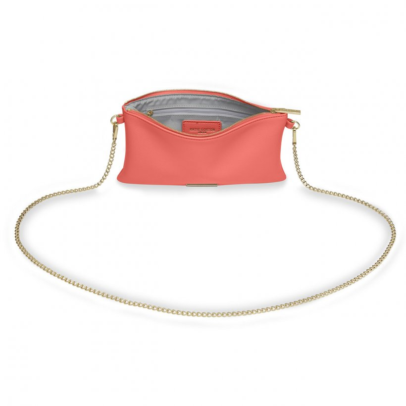 Load image into Gallery viewer, Katie Loxton Freya Crossbody Bag in Coral
