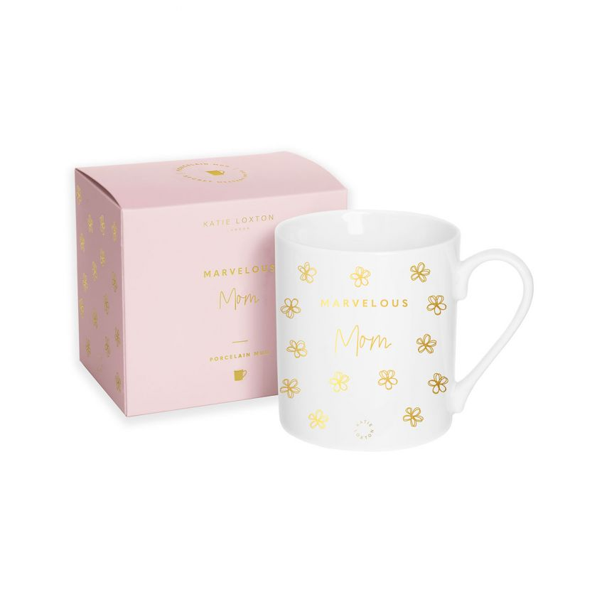 Katie Loxton - Marvelous Mom Porcelain Mug