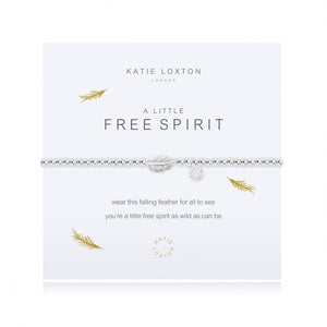 Load image into Gallery viewer, KLJ1000 Katie Loxton A Little Free Spirit Bracelet