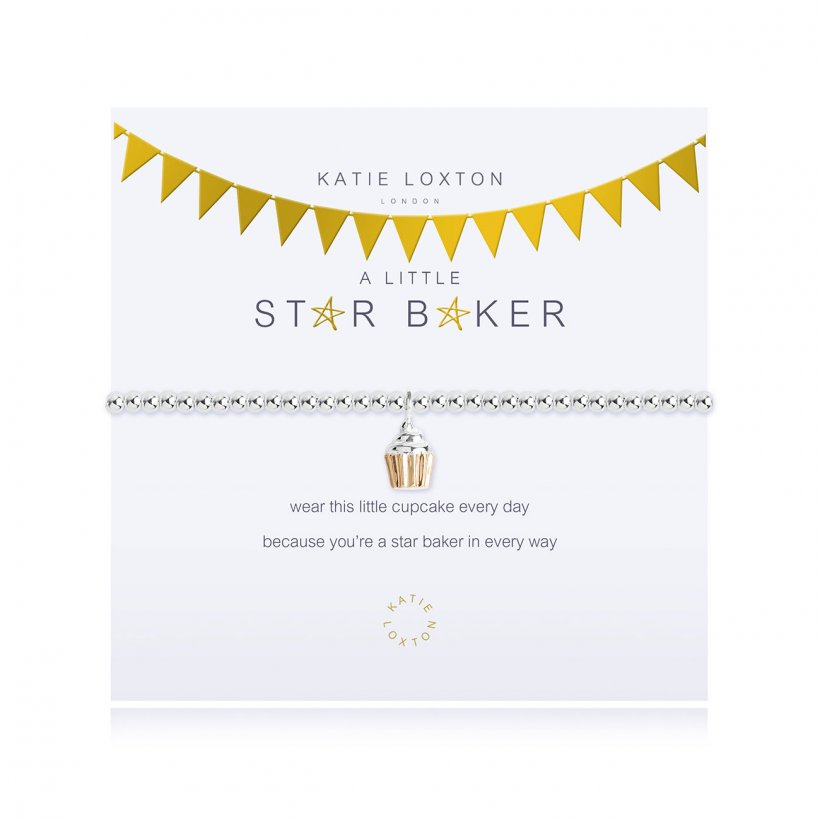 Load image into Gallery viewer, KLJ2663 Katie Loxton A Little Star Baker Bracelet