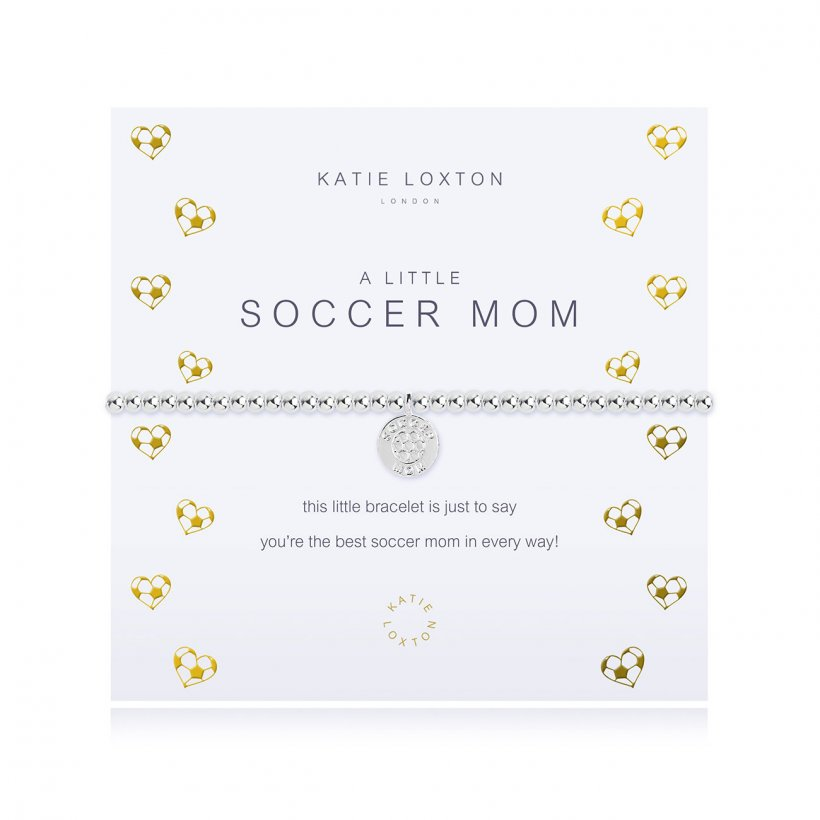 Load image into Gallery viewer, KLJ2913 Katie Loxton A Little Soccer Mom Bracelet