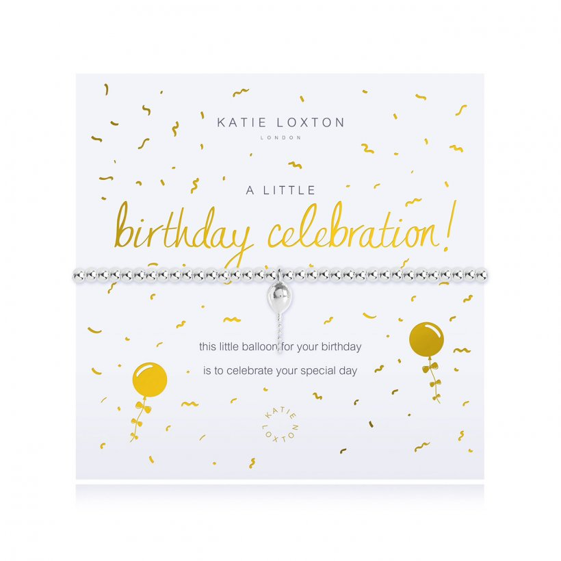 Load image into Gallery viewer, KLJ3095 Katie Loxton A Little Birthday Celebration Bracelet