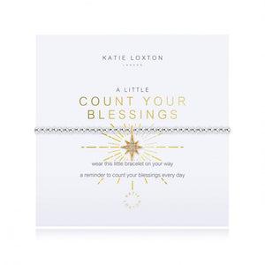 Load image into Gallery viewer, KLJ3348  Katie Loxton A Little Count Your Blessings Bracelet