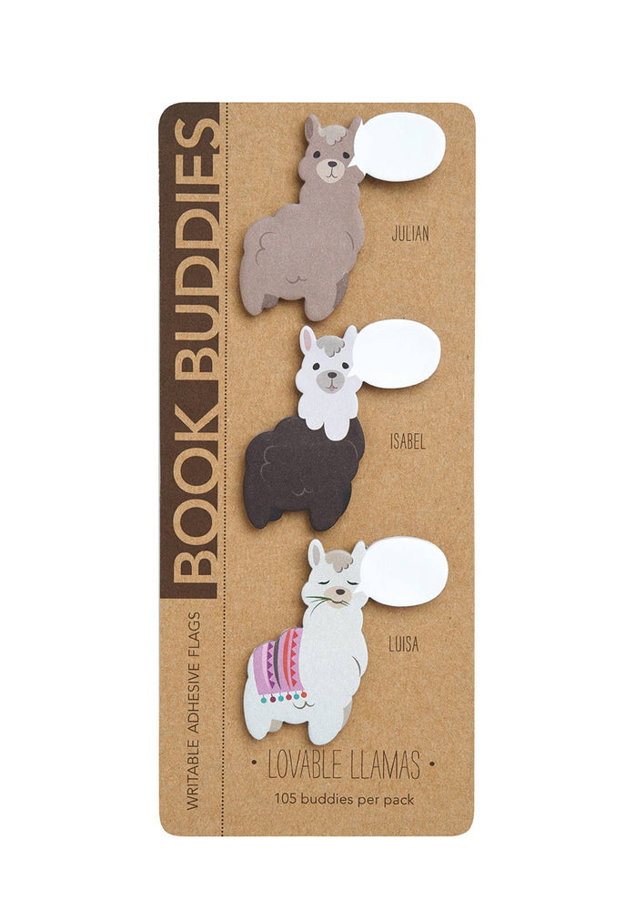 Book Buddies Writeable Adhesive Flags