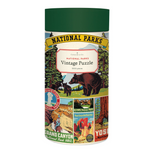 Cavallini & Co. National Parks 1000 Piece Vintage Puzzle