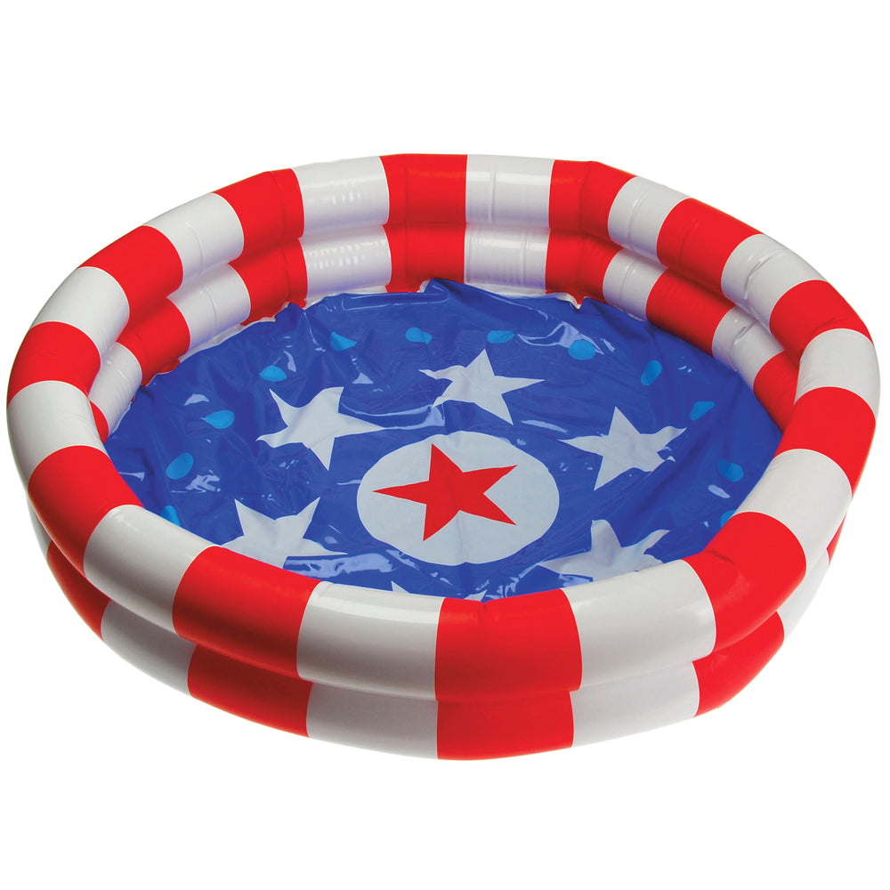 Stars & Stripes Inflatable Pool
