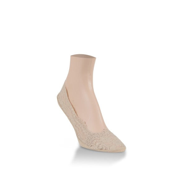 World's Softest Socks SAND Lacey Footie *BEST SELLER!*