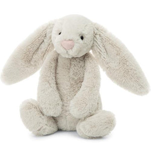 Jellycat Medium Bashful Oatmeal Bunny