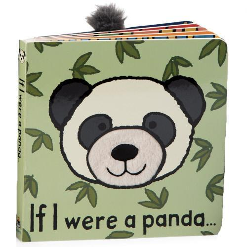 "Jellycat ""If I Were a Panda"" Board Book"
