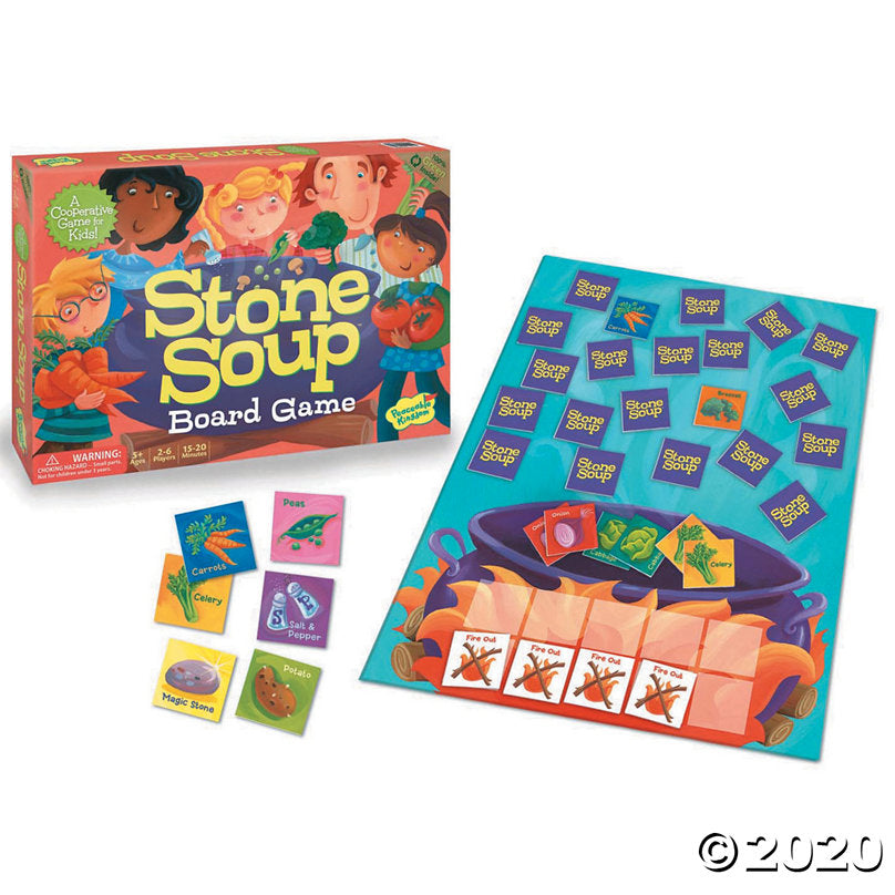 Stone Soup - A Cooperative Game!