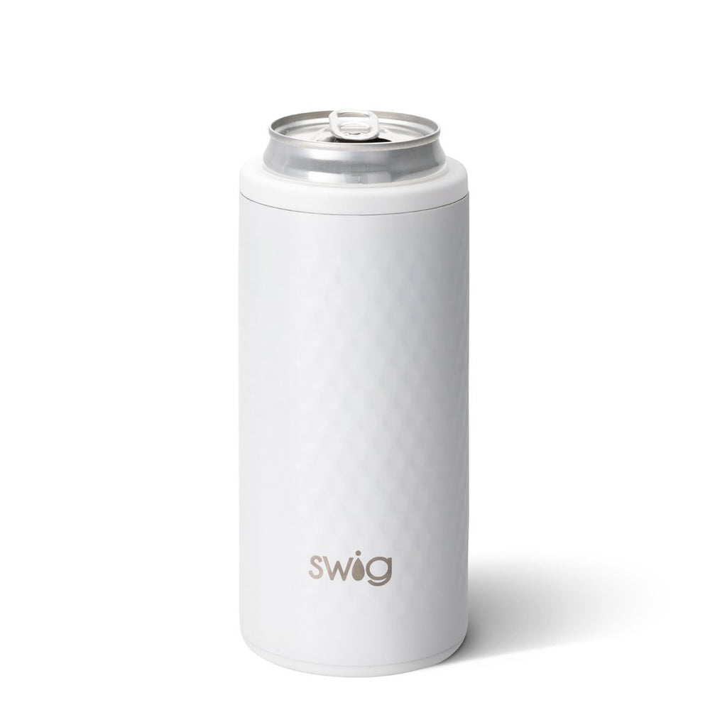 Swig 12oz Skinny Can Cooler - Golf Partee