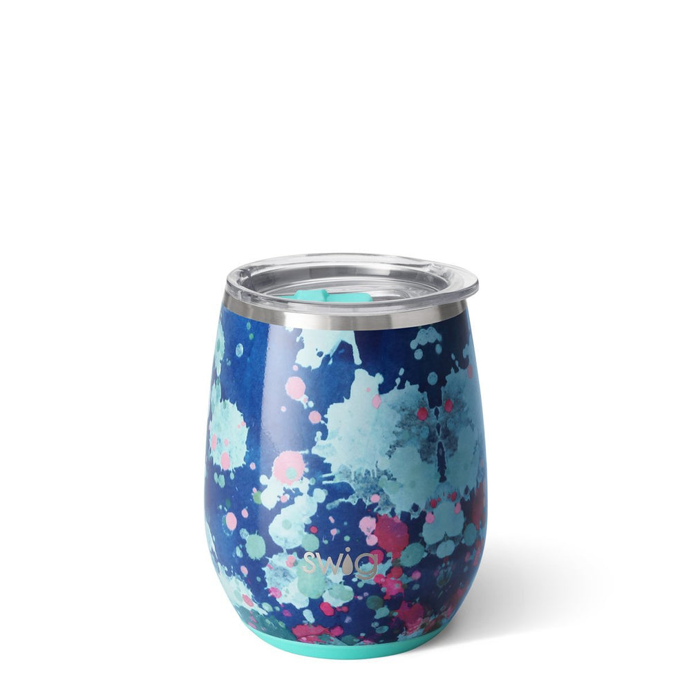 Swig 14oz Stemless Wine Cup - Artist Speckle
