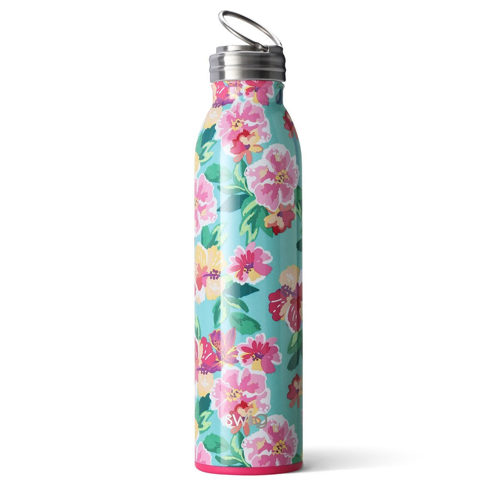 Swig 20oz Bottle - Island Bloom
