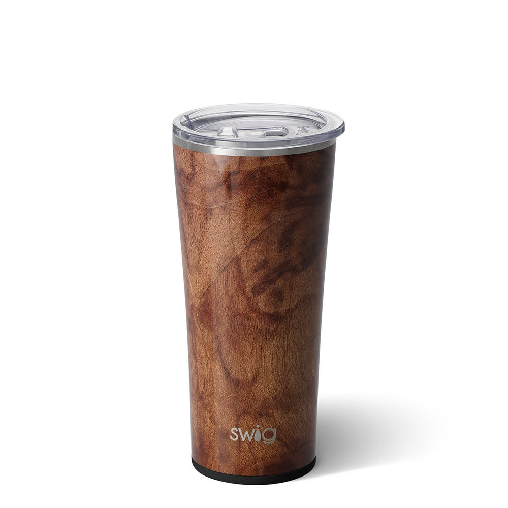 Swig 22oz Tumbler - Black Walnut
