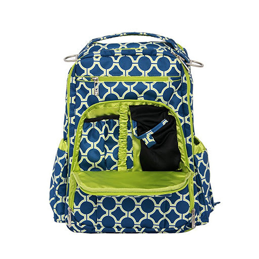 JuJuBe Be Right Back Diaper Bag/Backpack - Royal Envy