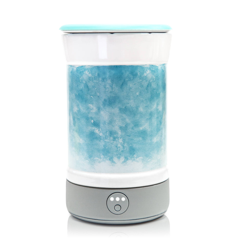 Happy Wax Signature Wax Warmer - Watercolor