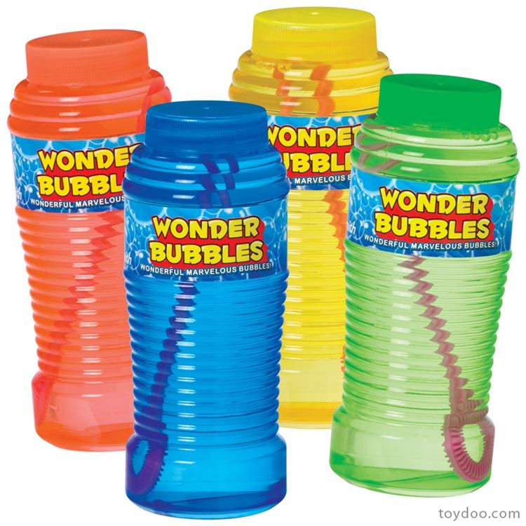 Toysmith Wonder Bubbles 8 oz.