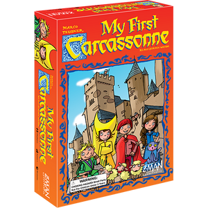 My First Carcassonne Game