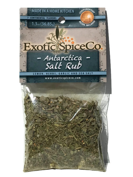 Antarctica- Salt Rub 1.3 oz (36.85)
