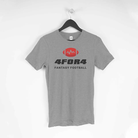 Gray 4for4 T-Shirt