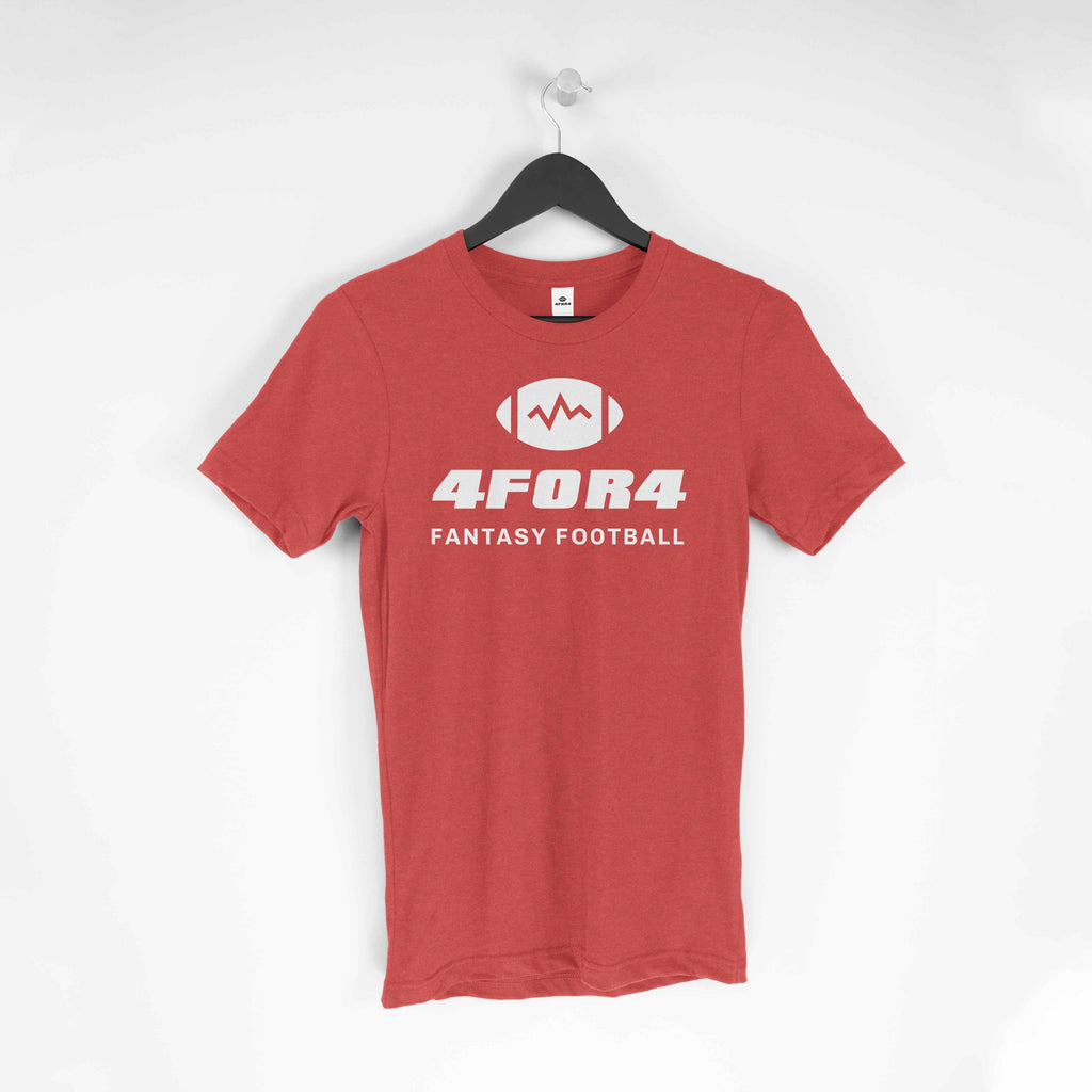 Red 4for4 T-Shirt