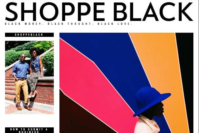 Shoppe Black Interview- June 4th 2017