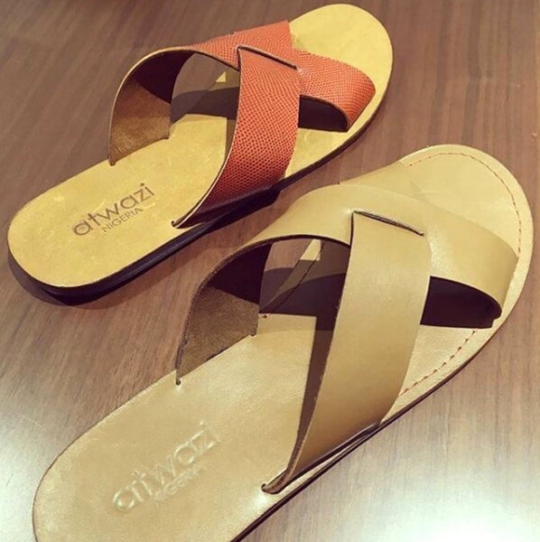 Men's Sandals by ATWAZI