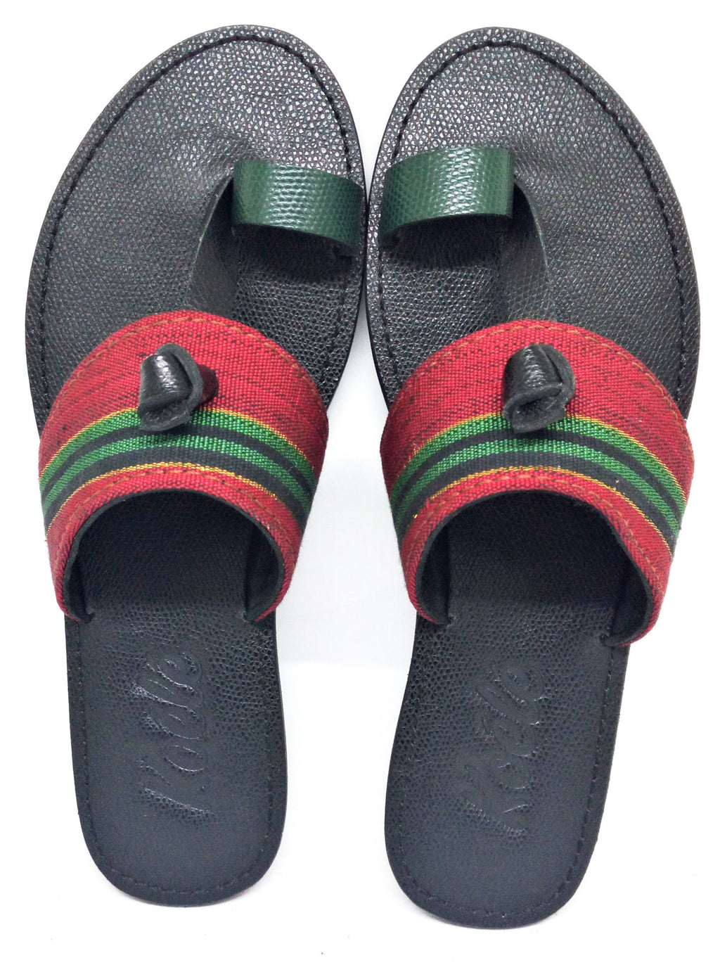 LULU (RED_GREEN ASO OKE/BLACK)