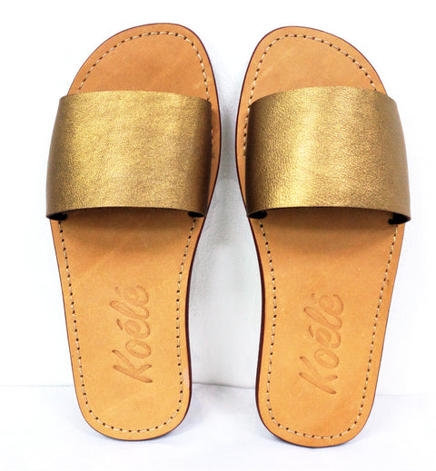TRICIA KIDS (BRONZE/TAN)