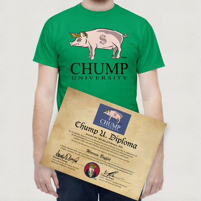 2017 Chump U. Graduation Package