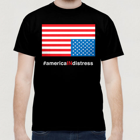 America In Distress T-Shirt