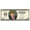 Trump Money $3 Bill
