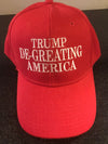 Trump De-Greating America Hat
