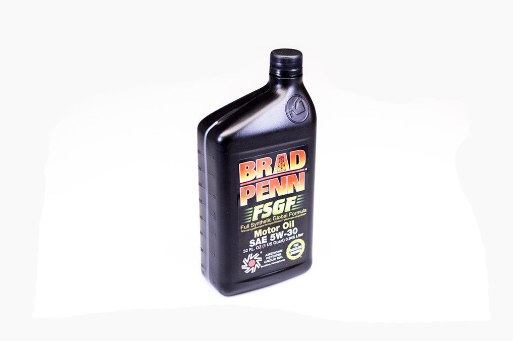 BRAD PENN FSGF Full Synthetic SAE 5W-30 Motor Oil