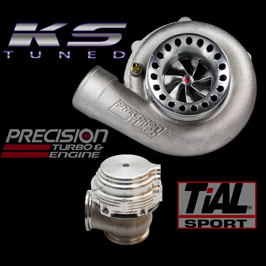 Precision Turbo Gen 2 6266 Ball Bearing T3 Vband & Tial 44mm Wastegate –  SearchCarDemo