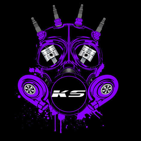 Twin Turbo Gas Mask Hoodie