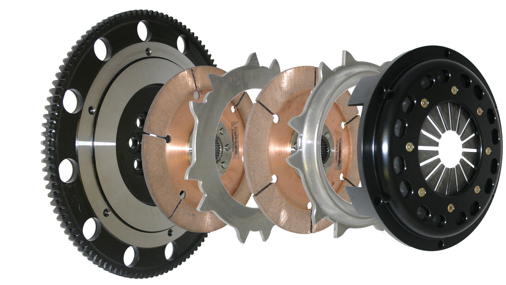 Competition Clutch D-Series Twin Disk