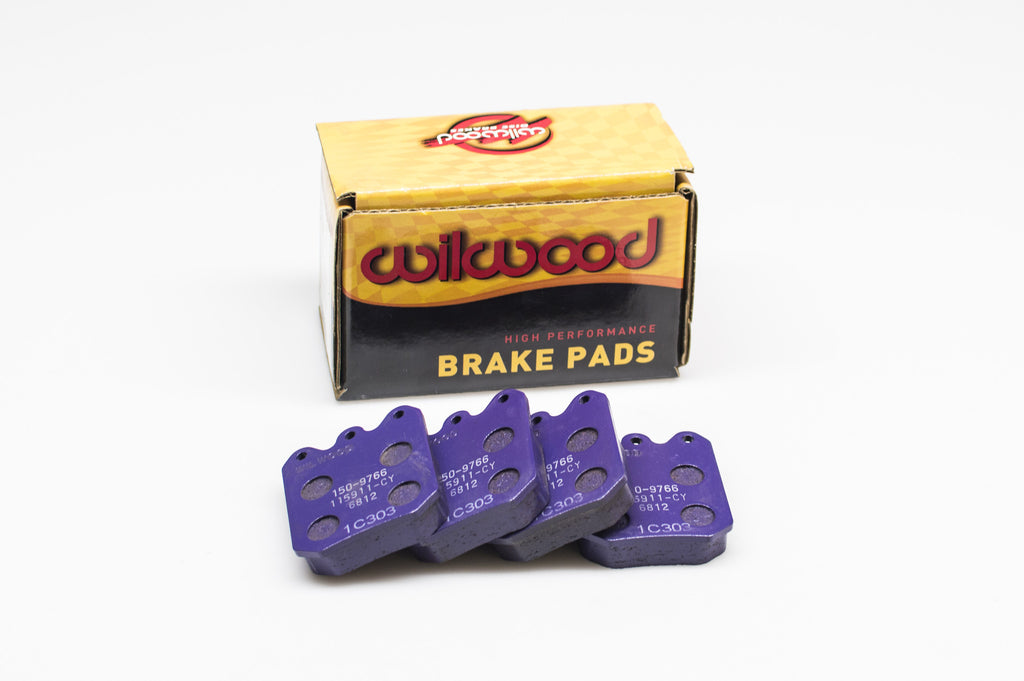 Replacement Front Brake Pads
