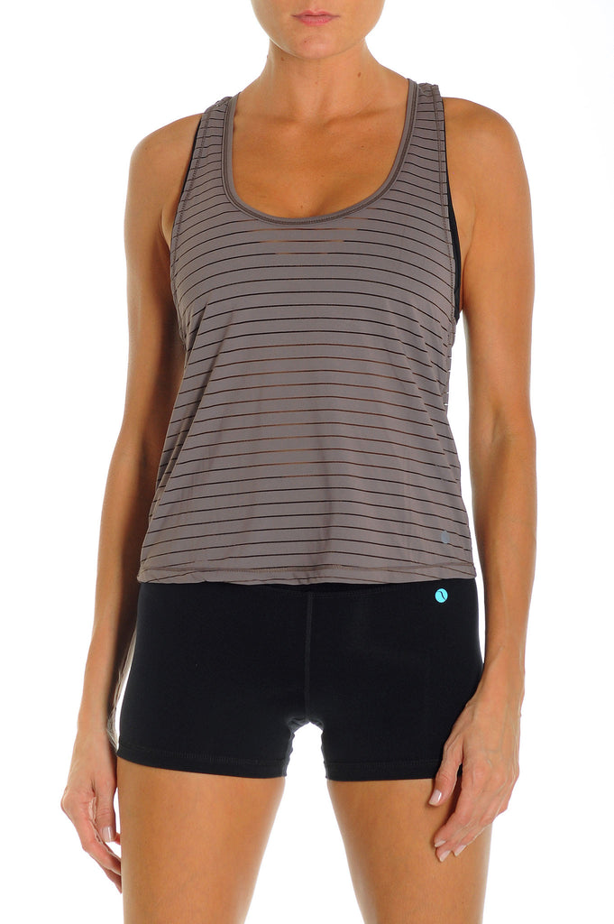 Layer Up Crop Tank