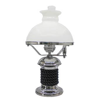 3135 Spinnaker Lamp, chrome