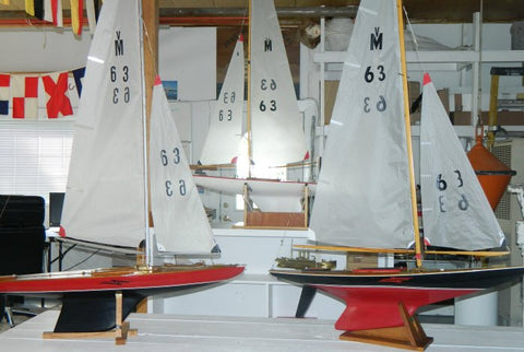 Jonesport Nautical Gifts - Larger models (4' long)