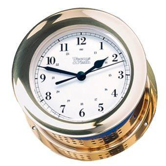 200500  Atlantis Quartz Clock - Jonesport Nautical Gifts  - 1