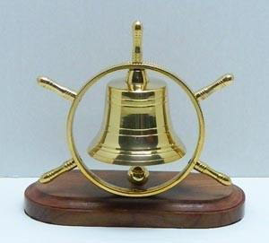 Brass Bells - 2042 Desk Bell