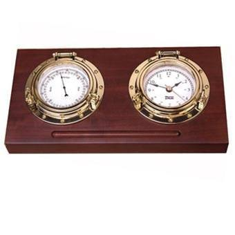 Nautical Gifts - 313300  Weems & Plath Porthole Desk Set