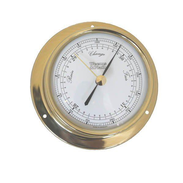 6010700 Trident Barometer - Jonesport Nautical Gifts