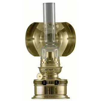 Brass Oil Lamps - 8877/O Weems & Plath Pantry Lamp