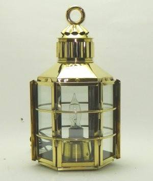 Brass Nautical Lights - BL-838 Clipper Ship Touch Lantern