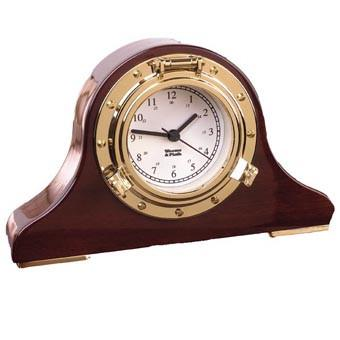 410500 Nautical Tambour Clock